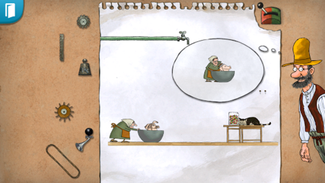Pettson's Inventions screenshot 4