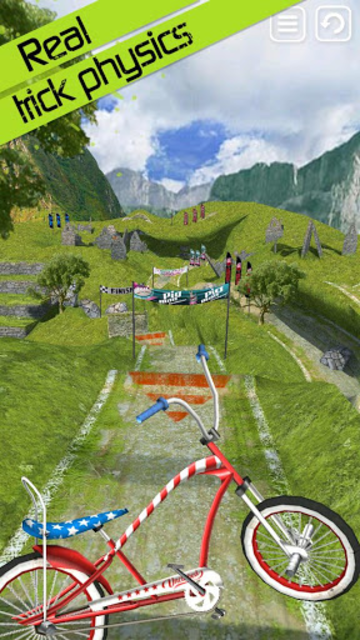 Touchgrind BMX screenshot 2