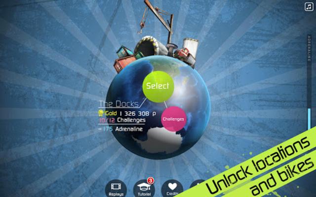 Touchgrind BMX screenshot 10