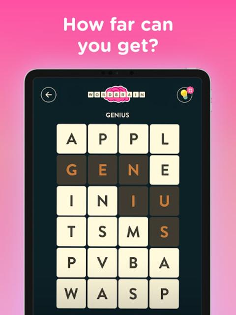 WordBrain - Free classic word puzzle game screenshot 16