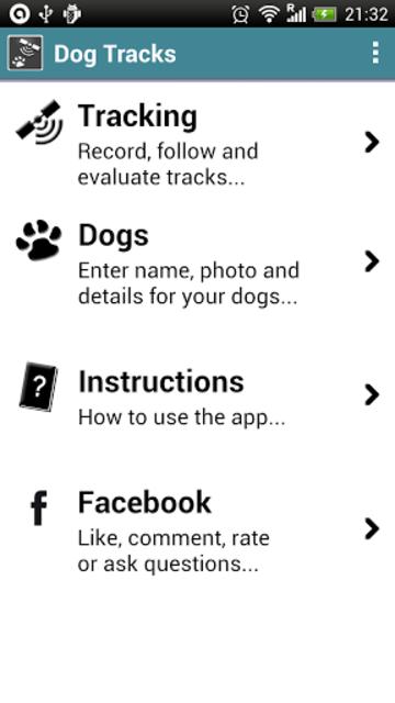Dog Tracks screenshot 1