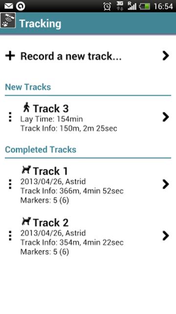 Dog Tracks screenshot 3