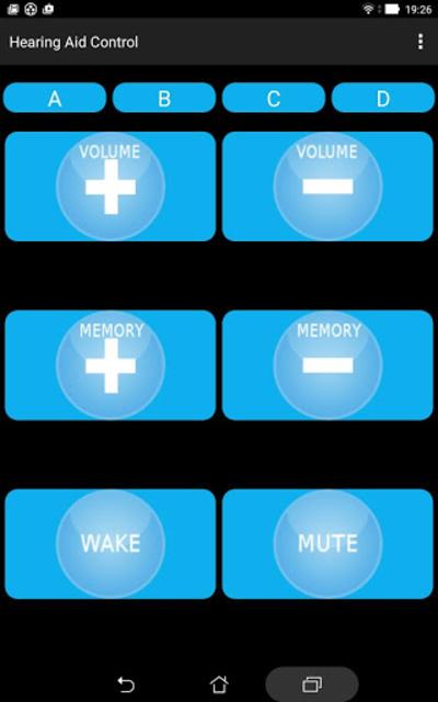 Hearing Aid Control Premium screenshot 2