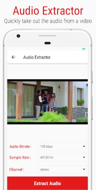 Mstudio: Play,Cut,Merge,Mix,Record,Extract,Convert screenshot 7