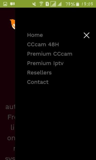 cccambird server screenshot 4