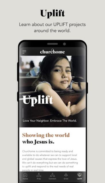 Churchome Global screenshot 1