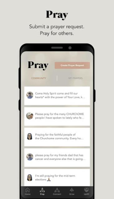 Churchome Global screenshot 3