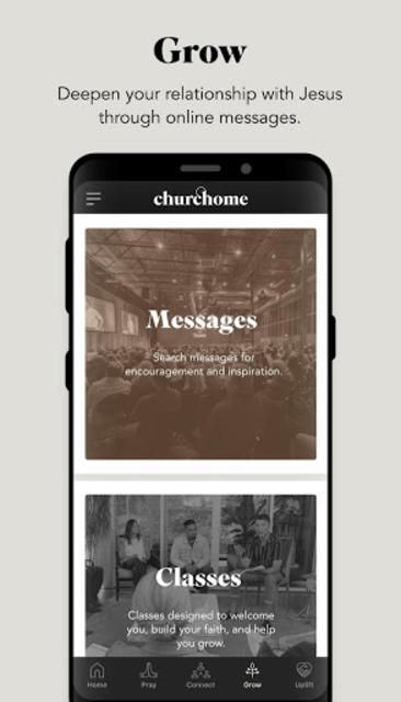 Churchome Global screenshot 4