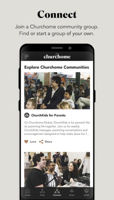Churchome Global screenshot 5