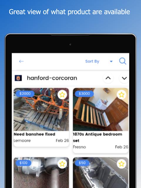 Simple Craigslist Classified Listings Mobile screenshot 10