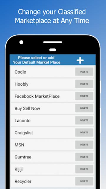 Simple Craigslist Classified Listings Mobile screenshot 5