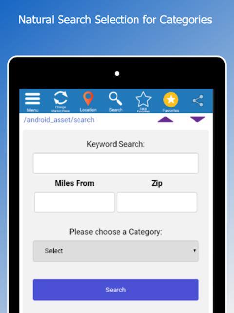 Simple Craigslist Classified Listings Mobile screenshot 6