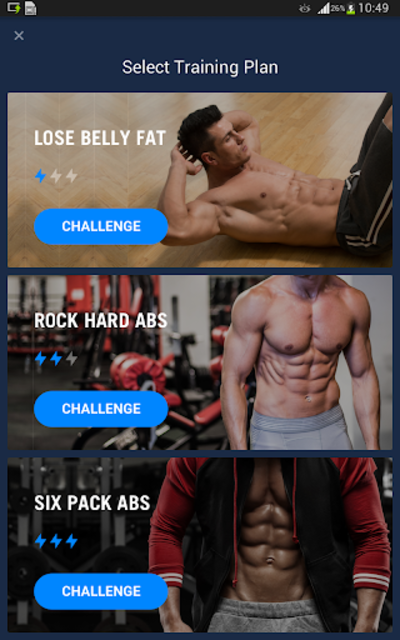 Six Pack in 30 Days - Abs Workout screenshot 11