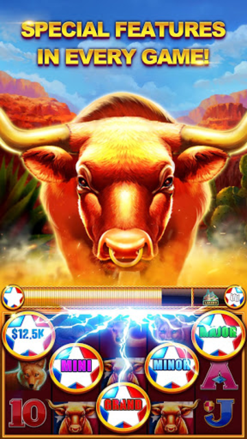 Slots Free - #1 Vegas Casino Slot Machines Online screenshot 4
