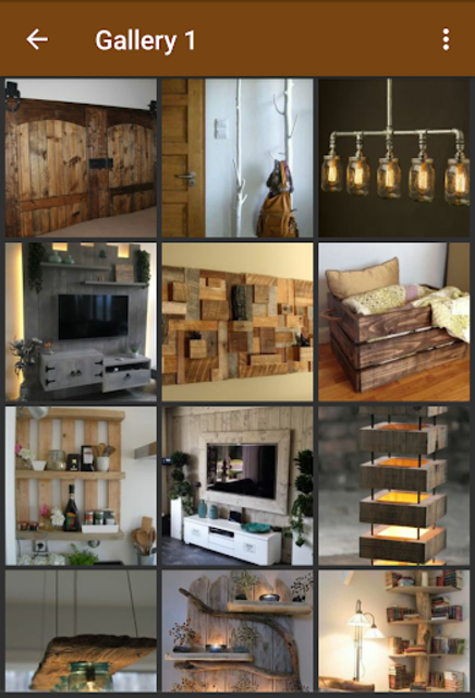 Rustic Home Decor screenshot 2