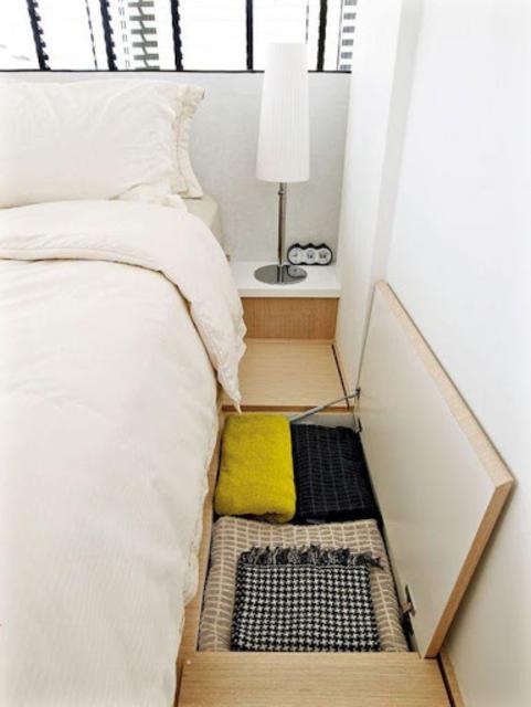 Small Bedroom Design screenshot 1