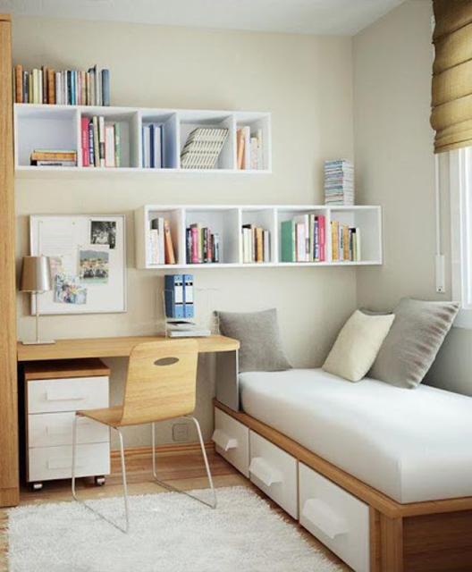 Small Bedroom Design screenshot 3