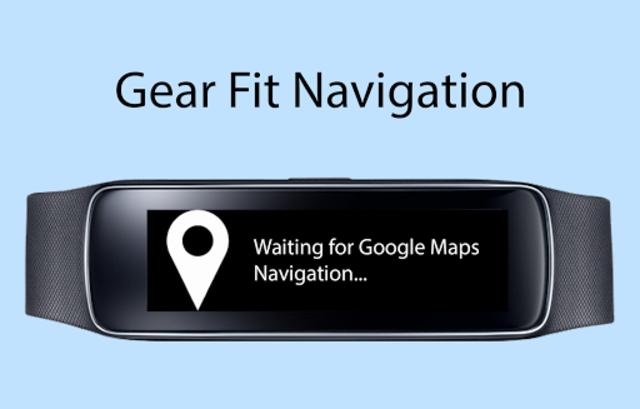 Gear Fit Navigation screenshot 5