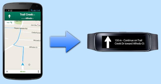 Gear Fit Navigation screenshot 6