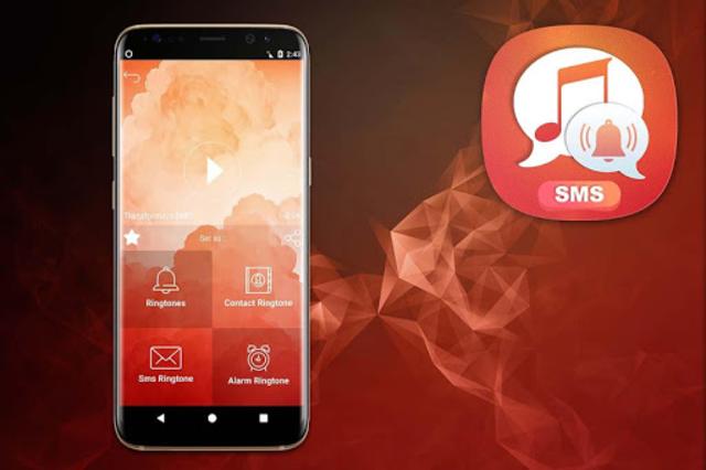 Best SMS Ringtones 2020 🔥   100+ SMS Sounds screenshot 2