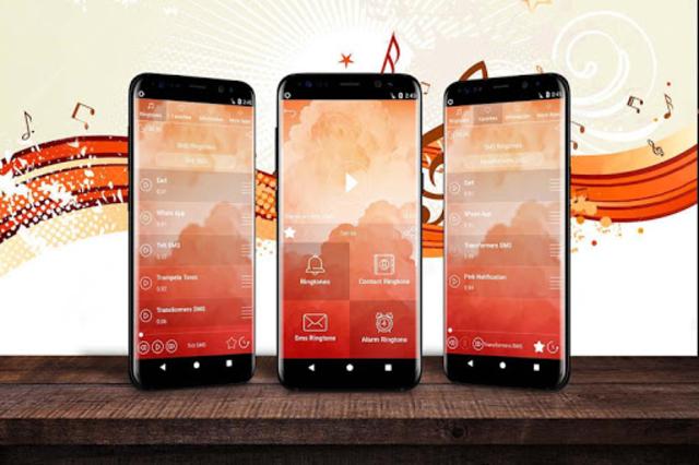 Best SMS Ringtones 2020 🔥   100+ SMS Sounds screenshot 3