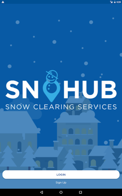 Snohub - Snow Clearing Service screenshot 4