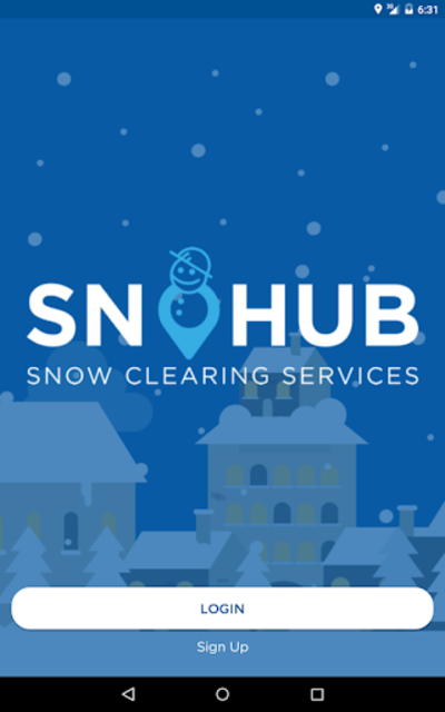Snohub - Snow Clearing Service screenshot 8