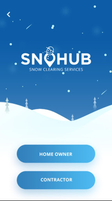 Snohub - Snow Clearing Service screenshot 1