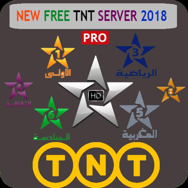 TNT Maroc TV channels live servers 2018 screenshot 5