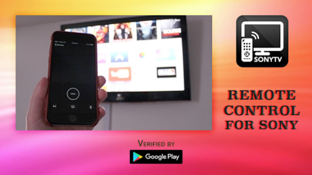 Remote Control For Sony TV screenshot 3