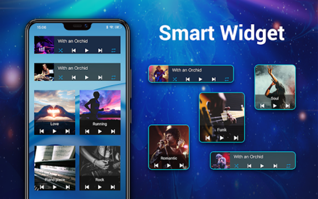 Music Player - MP3 Player & 10 Bands Equalizer screenshot 16