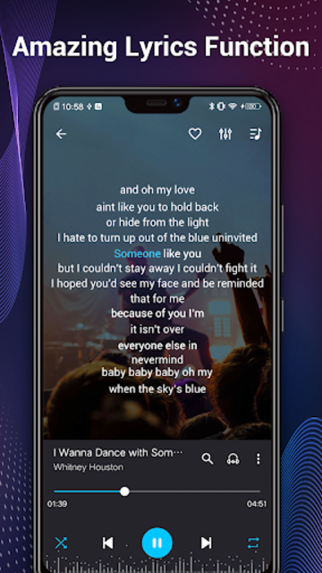 Music Player - Audio Player & 10 Bands Equalizer screenshot 6