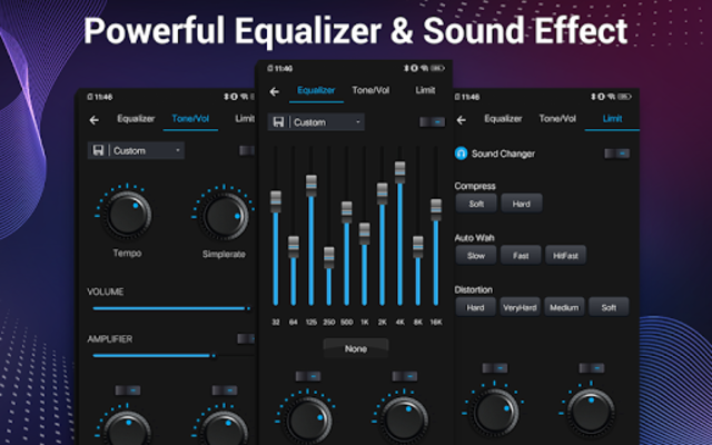Music Player - Audio Player & 10 Bands Equalizer screenshot 20