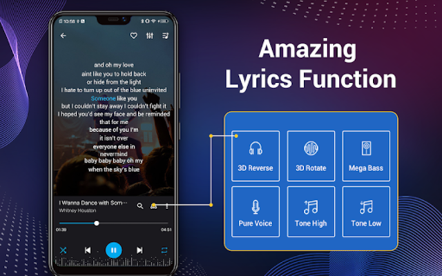 Music Player - Audio Player & 10 Bands Equalizer screenshot 21
