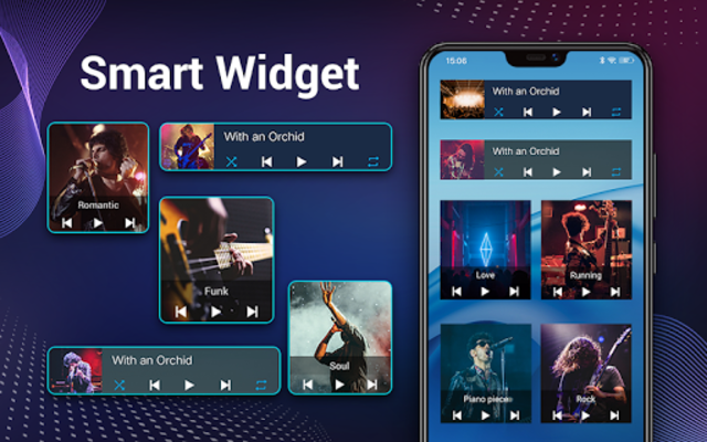 Music Player - Audio Player & 10 Bands Equalizer screenshot 22