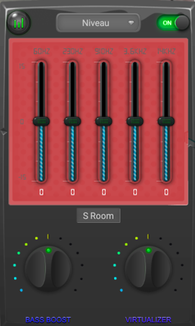 Equalizer booster bass music PRO 2019 screenshot 1