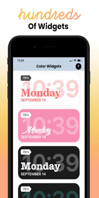 Color Widgets Guide screenshot 2