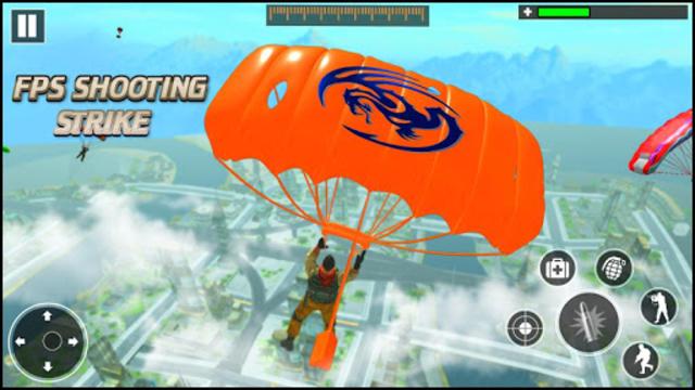 FPS Counter Gun Shoot Strike: War shooting games screenshot 2