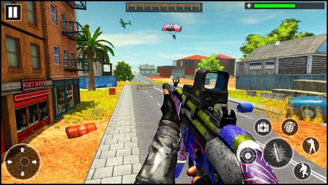 FPS Counter Gun Shoot Strike: War shooting games screenshot 8