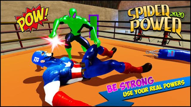 Spider Power 2k20 screenshot 1