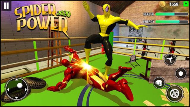 Spider Power 2k20 screenshot 4