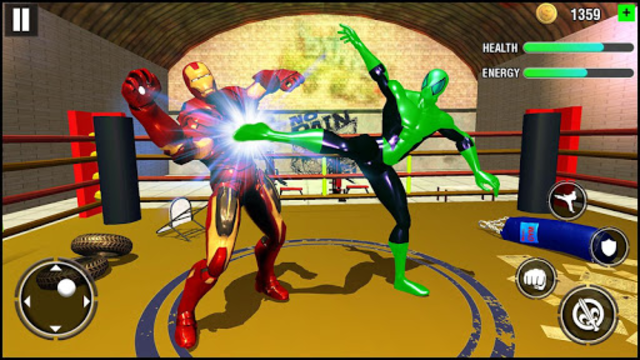 Spider Power 2k20 screenshot 7