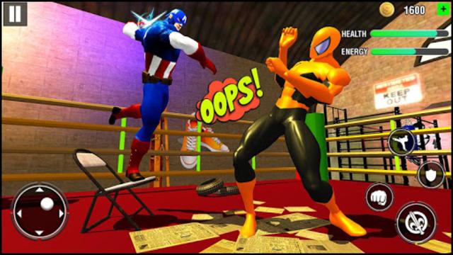 Spider Power 2k20 screenshot 10