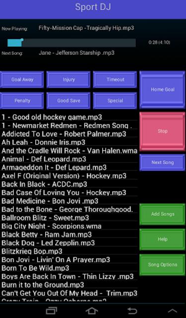 Sport DJ screenshot 8