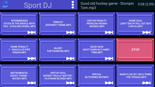 Sport DJ screenshot 3