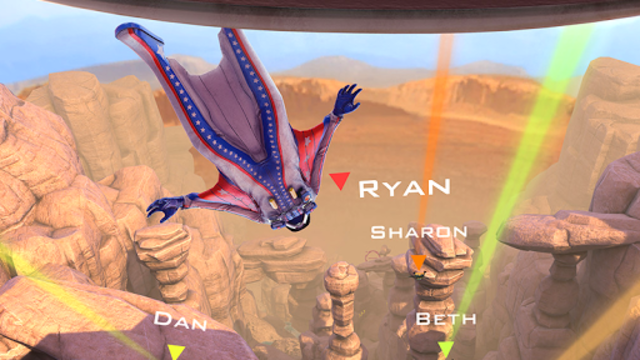 Extreme Skydiving Challenge screenshot 2