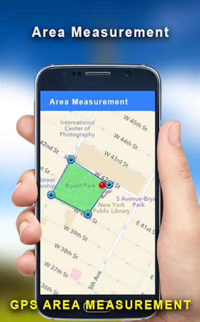 GPS Land Measurement Area Calculator Perimeter screenshot 7