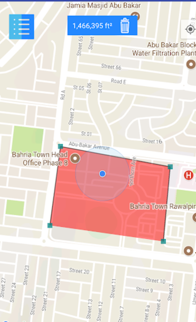 GPS Land Measurement Area Calculator Perimeter screenshot 9