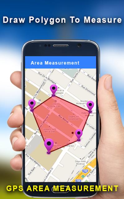 GPS Land Measurement Area Calculator Perimeter screenshot 14
