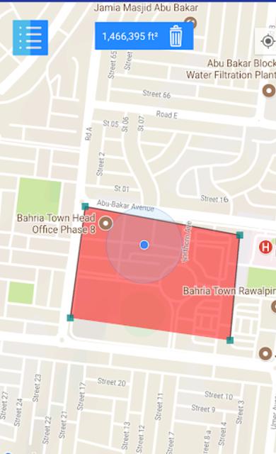 GPS Land Measurement Area Calculator Perimeter screenshot 15
